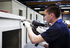 polypropylene welding heat gun