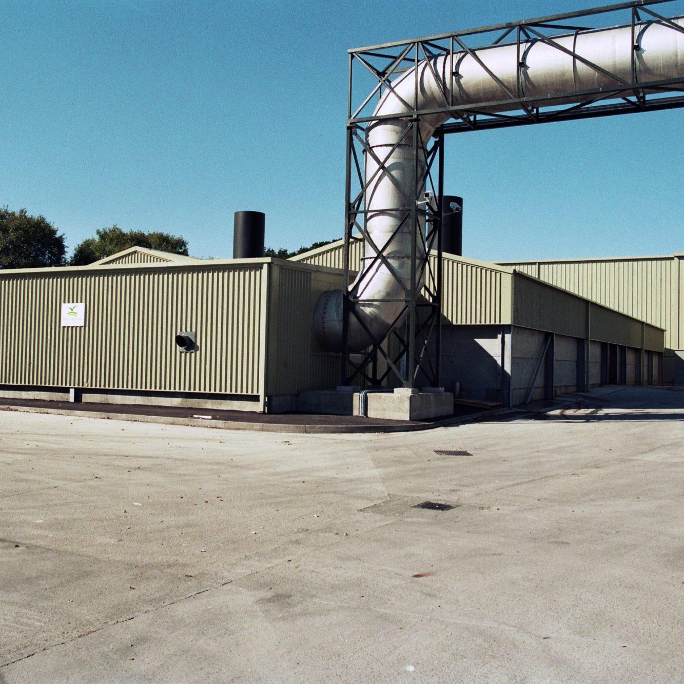Biofilter bouwkundig Schotland petfood 1