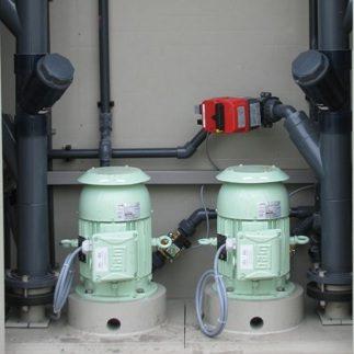 pomp luchtwasser